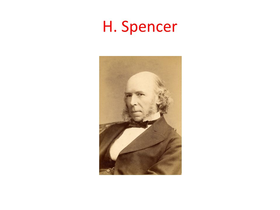 H. Spencer