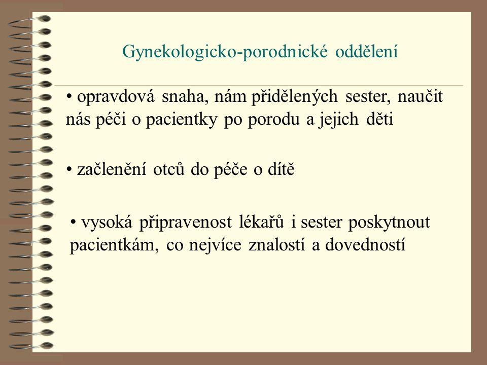 Absolvované přednášky: Komplexní oštřovatelská péče Psychiatrie Ošetřovatelské teorie Vedení rozhovoru Kurzy němčiny
