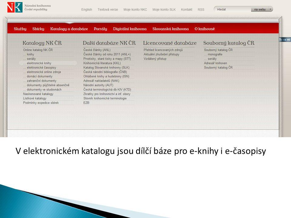  celkem jsme vybrali 69 titulů  u každého titulu ověřována jeho dostupnost ve fondu NK ČR  drobné počáteční problémy: ◦ každý pracovník, který se měl na výběru podílet, se musel registrovat na stránkách EBSCO, delší časová prodleva před obdržením přístupových hesel ◦ ovládání modulu pro výběr titulů ◦ slučování jednotlivých seznamů vybraných titulů  záznamy vybraných knih v MARC staženy ze stránek OCLC >> přidány do NKC Mgr.