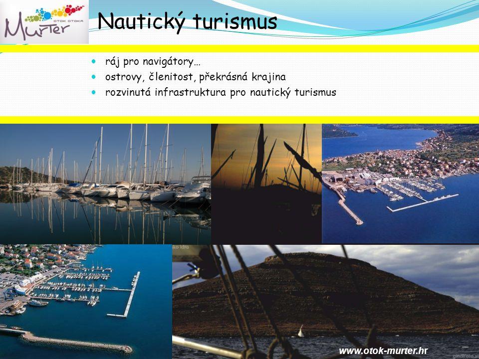 ráj pro navigátory… ostrovy, členitost, překrásná krajina rozvinutá infrastruktura pro nautický turismus Beograd, 25.