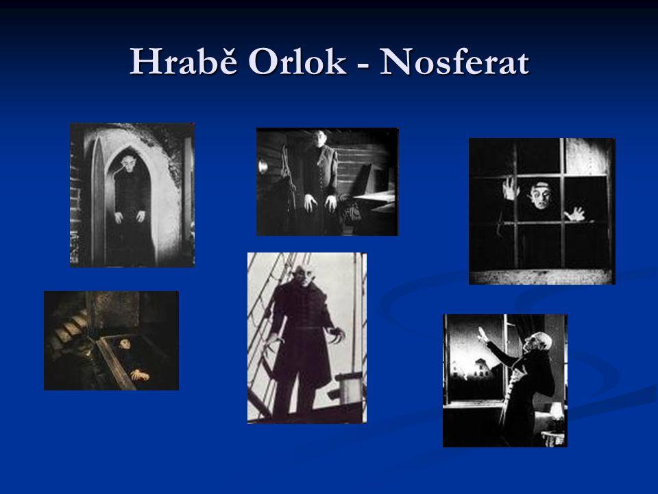 Hrabě Orlok - Nosferat