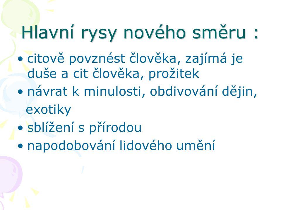 UKÁZKA ROMANTISMU V MALÍŘSTVÍ 1.