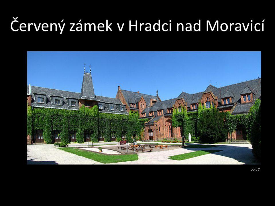Červený zámek v Hradci nad Moravicí obr. 7