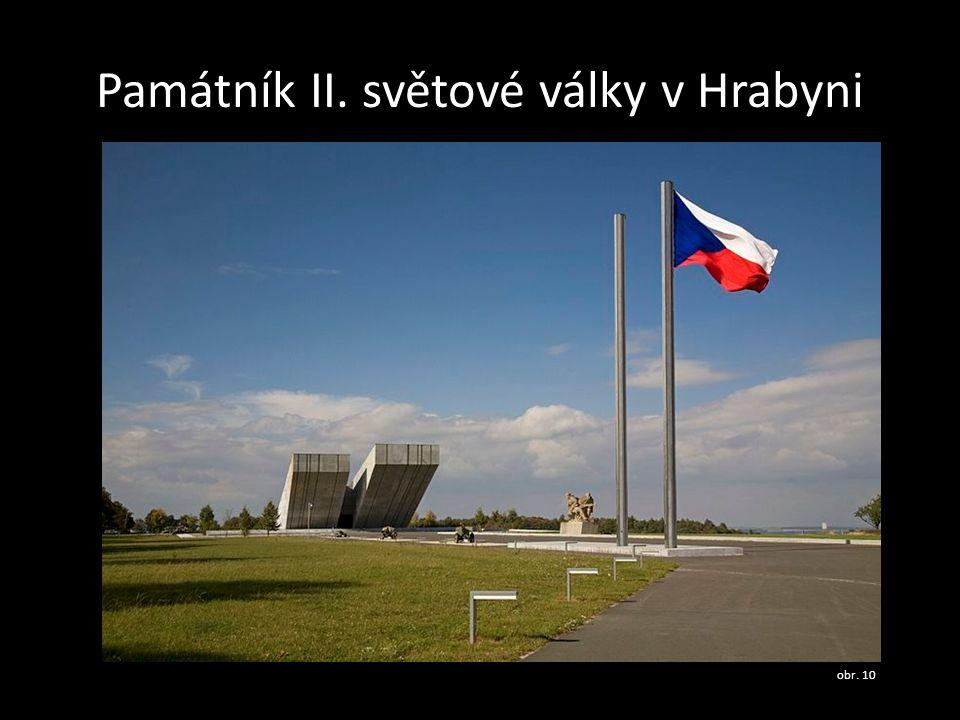 Památník II. světové války v Hrabyni obr. 10