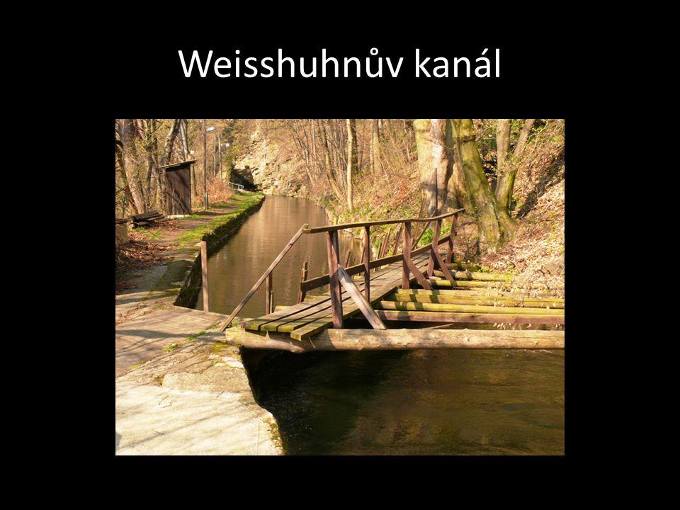 Weisshuhnův kanál