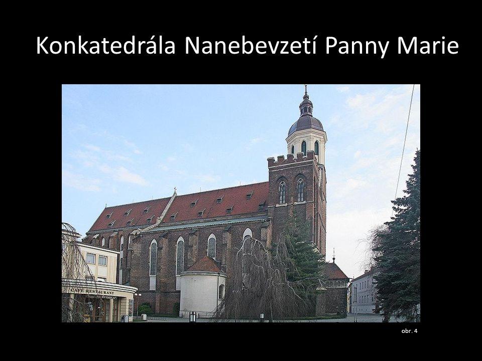 Konkatedrála Nanebevzetí Panny Marie obr. 4