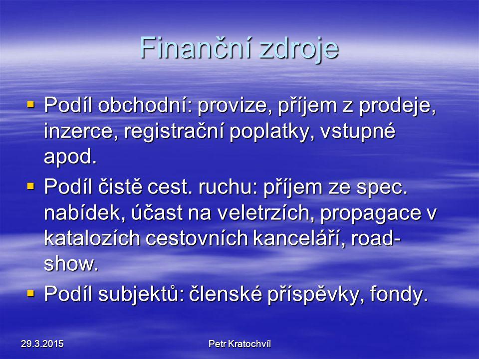 Objasnění financování - 1  Stanovit úkoly a činnosti, určit styčné body, určit měřítka (komise).  Hodnotit současnou a cílovou situaci pro každou či