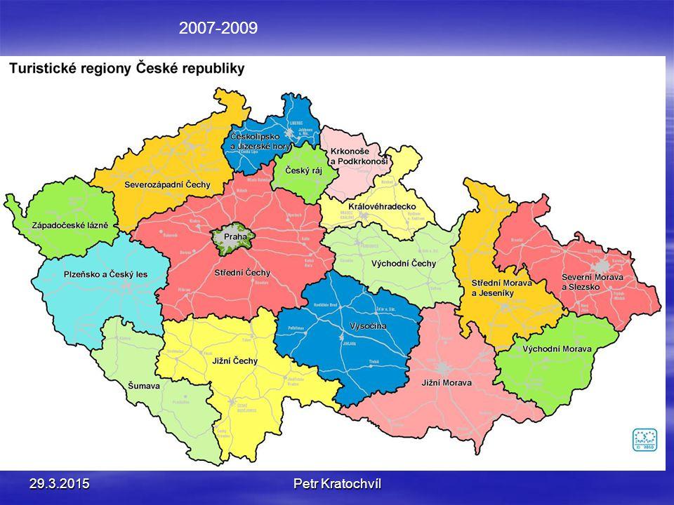 29.3.2015Petr Kratochvíl 2007-2009