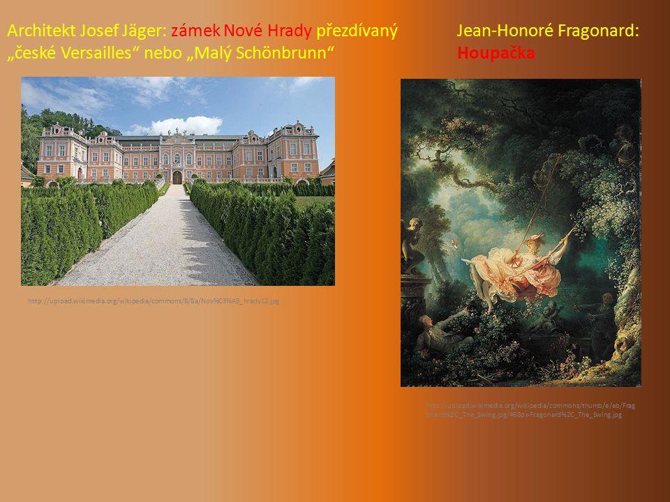 http://upload.wikimedia.org/wikipedia/commons/thumb/e/eb/Frag onard%2C_The_Swing.jpg/468px-Fragonard%2C_The_Swing.jpg Jean-Honoré Fragonard: Houpačka