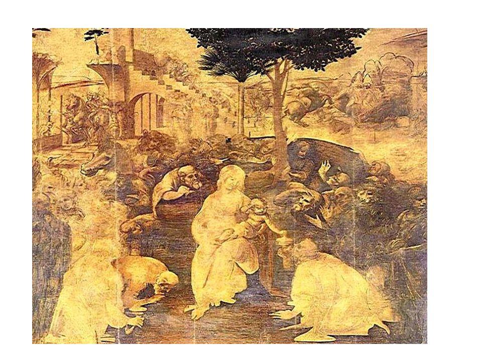Leonardo da Vinci – Poslední večeře Páně