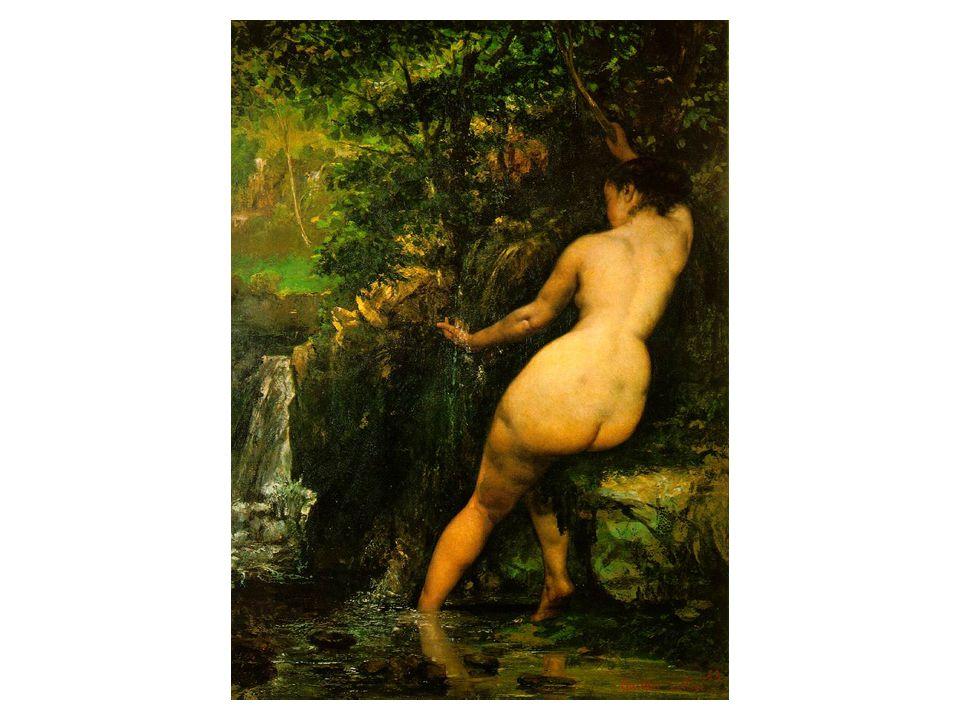 Théodore Rousseau (1812-1867) Náměty v plenéru Inspirace v různých oblastech Francie V roce 1841 se usadil v Barbizonu, kde pracuje v sousedství Milleta Témata: Les ve Fointanebleau Bizarně pokroucené stromy Západ slunce, proměny v ovzduší