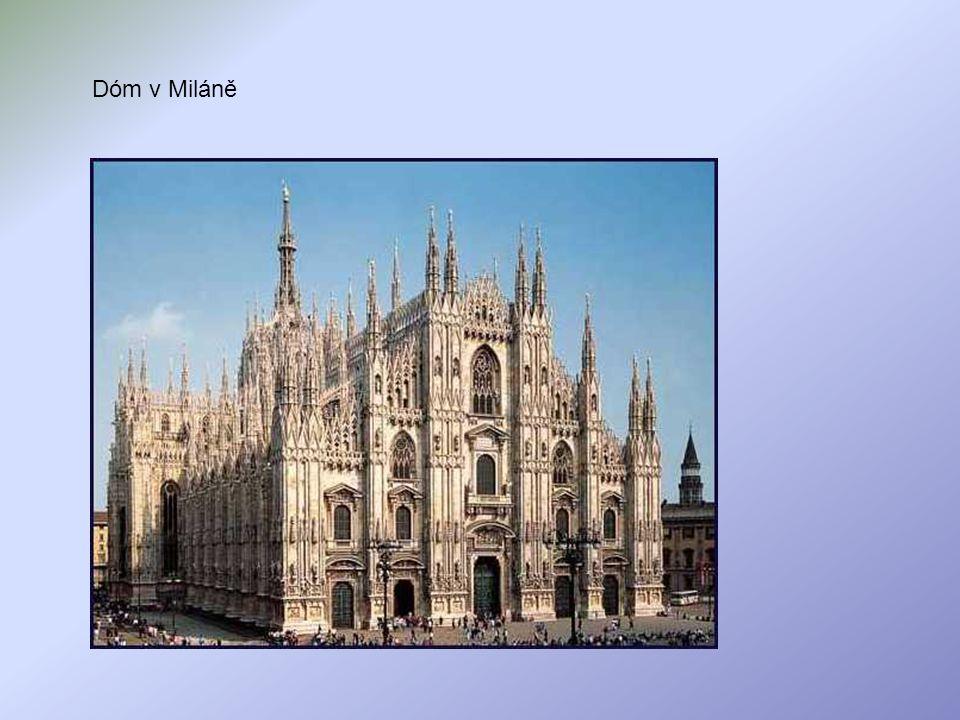 Dóm v Miláně