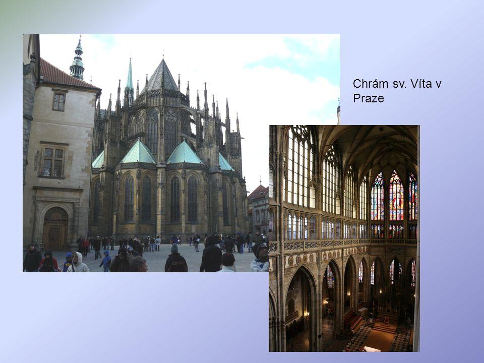 Chrám sv. Víta v Praze