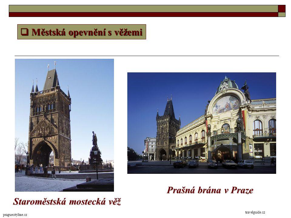  kamenné domy měšťanů  Kamenné mosty ceskatelevize.cz Karlův most Dům U Kamenného zvonu