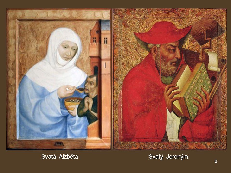 6 Svatá Alžběta Svatý Jeroným