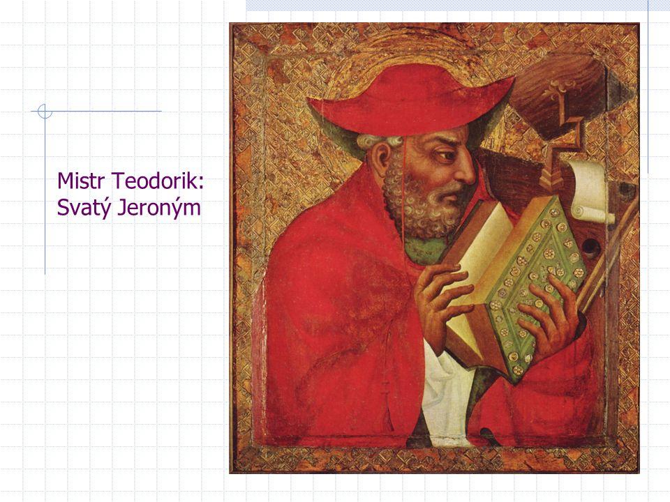 Mistr Teodorik: Svatý Jeroným