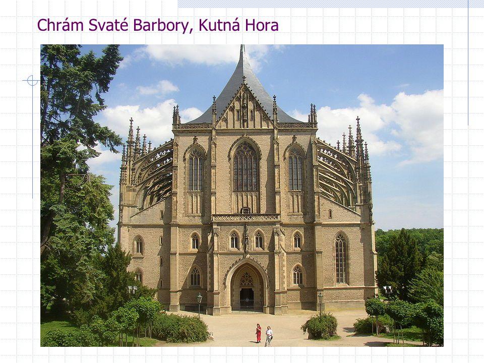 Chrám Svaté Barbory, Kutná Hora