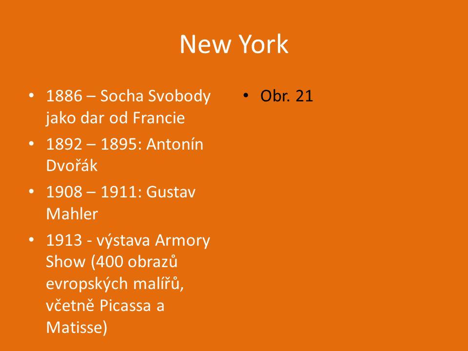 Gertruda STEINOVÁ (1874 – 1946) Picasso Gertruda Steinová (1906) Americko-francouzská spisovatelka, dramatička Od roku 1903 žila v Paříži, kde se svým bratrem Leem (výtvarným kritikem) provozovala galerii (Picasso, Matisse, Cézanne) Psala poesii, prózu, dramata, kdy tématem je emancipace ženy a lesbická láska Měla veliký vliv na pozdější feministické hnutí Obr.