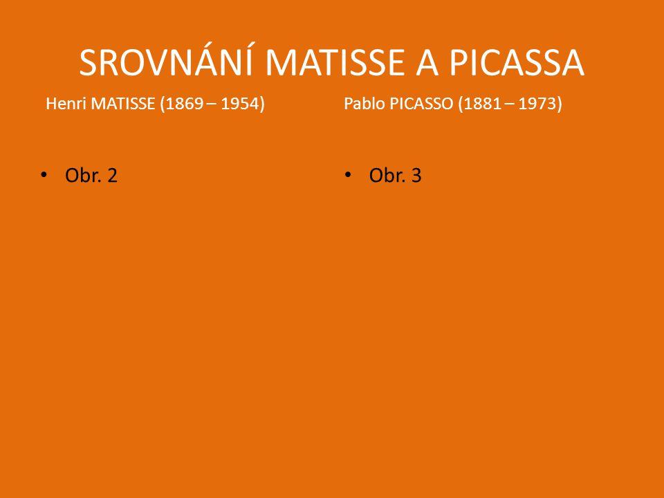 FAUVISTÉ, kteří měli tu smůlu, že zůstali ve stínu Henriho Matisse Maurice de VLAMINCK (1876 – 1958)André DERAIN (1880 – 1954) Obr.