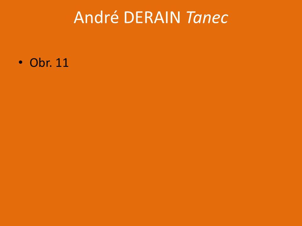 Maurice de VLAMINCK Podzimní krajina Obr. 12
