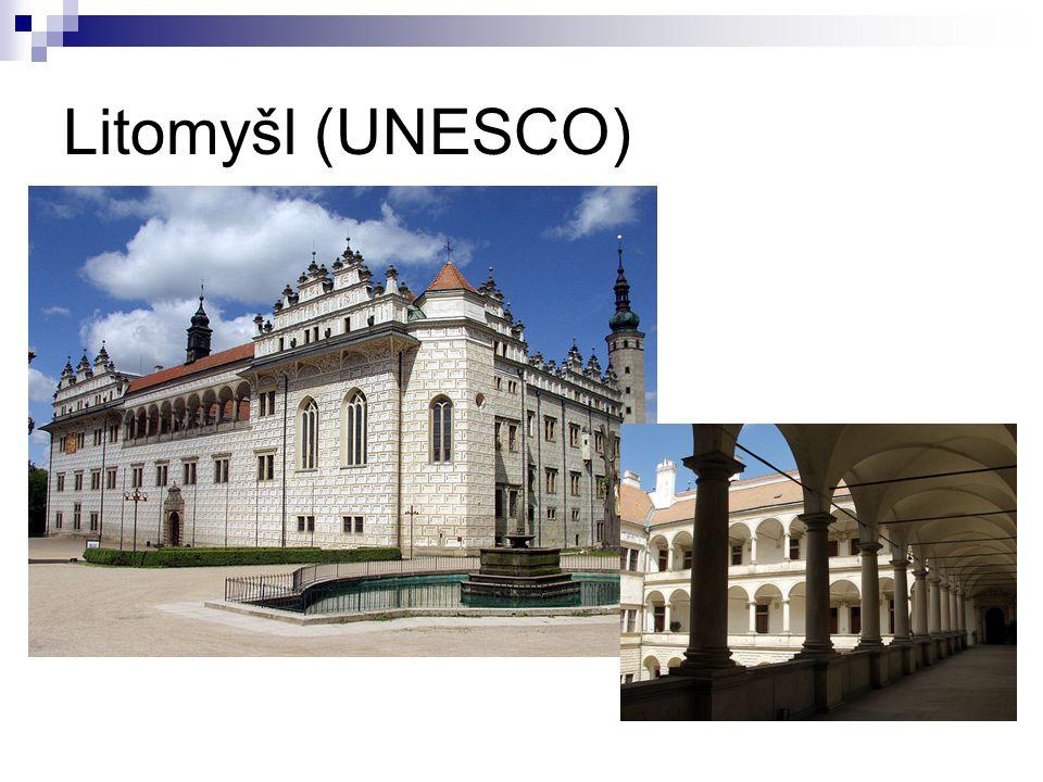 Litomyšl (UNESCO)