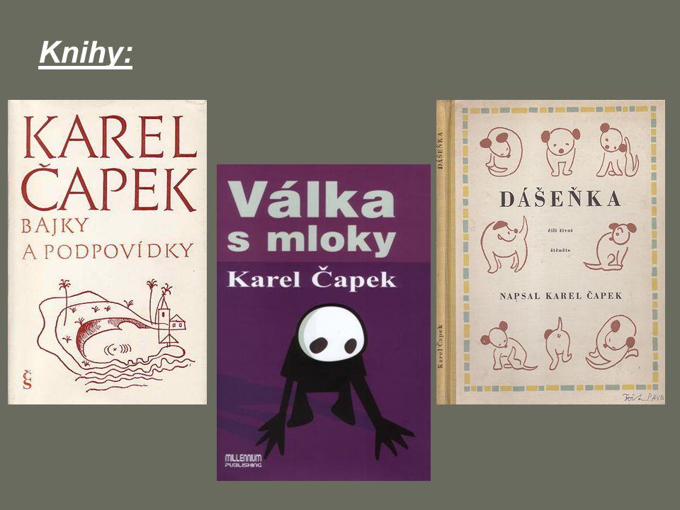 O životě Bratři Čapkové byli osobnosti kulturního života meziválečného Československa.