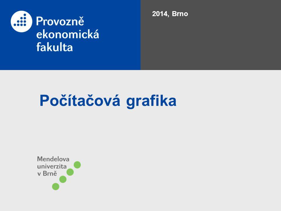 Počítačová grafika 2014, Brno