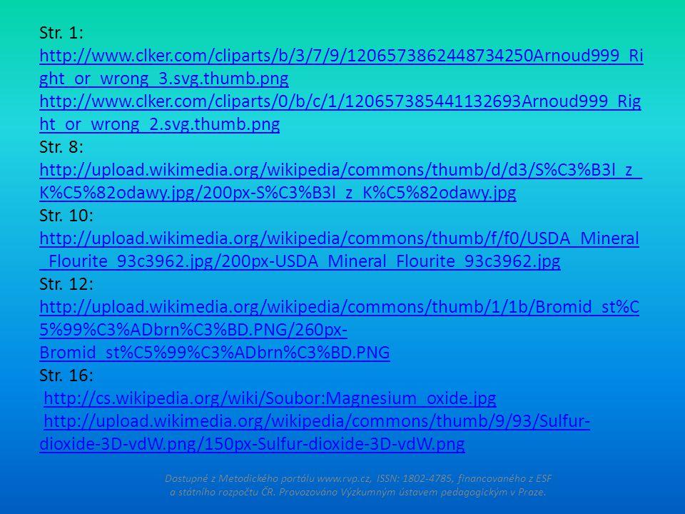 Str. 1: http://www.clker.com/cliparts/b/3/7/9/1206573862448734250Arnoud999_Ri ght_or_wrong_3.svg.thumb.png http://www.clker.com/cliparts/0/b/c/1/12065