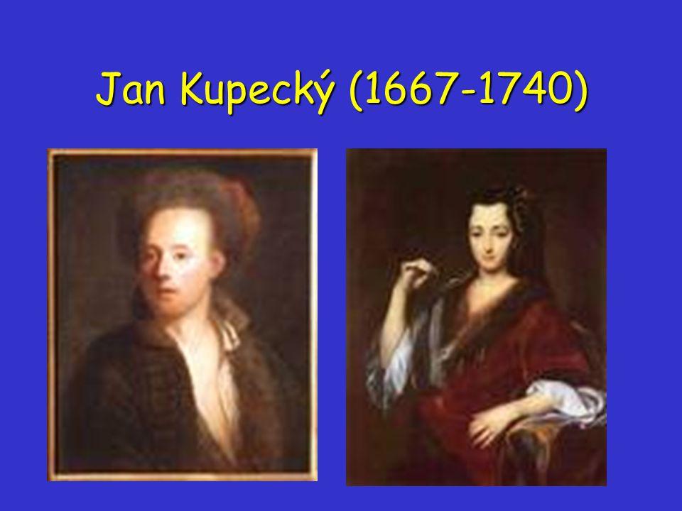 Jan Kupecký (1667-1740)