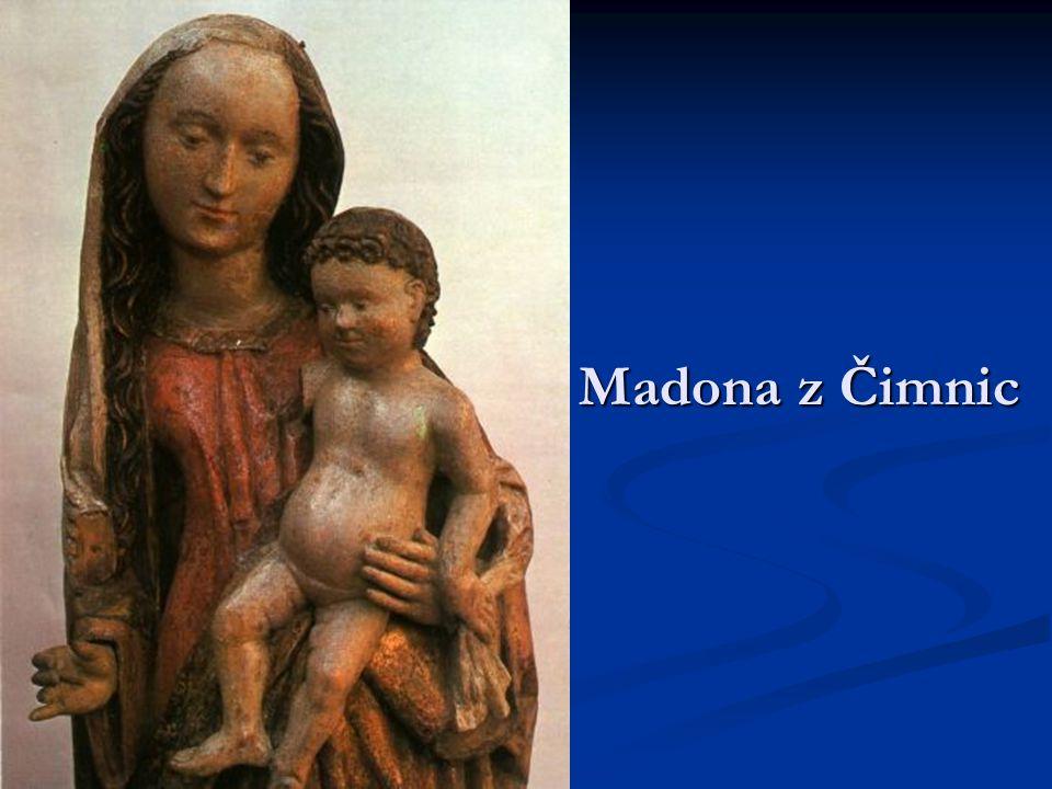 Madona z Čimnic
