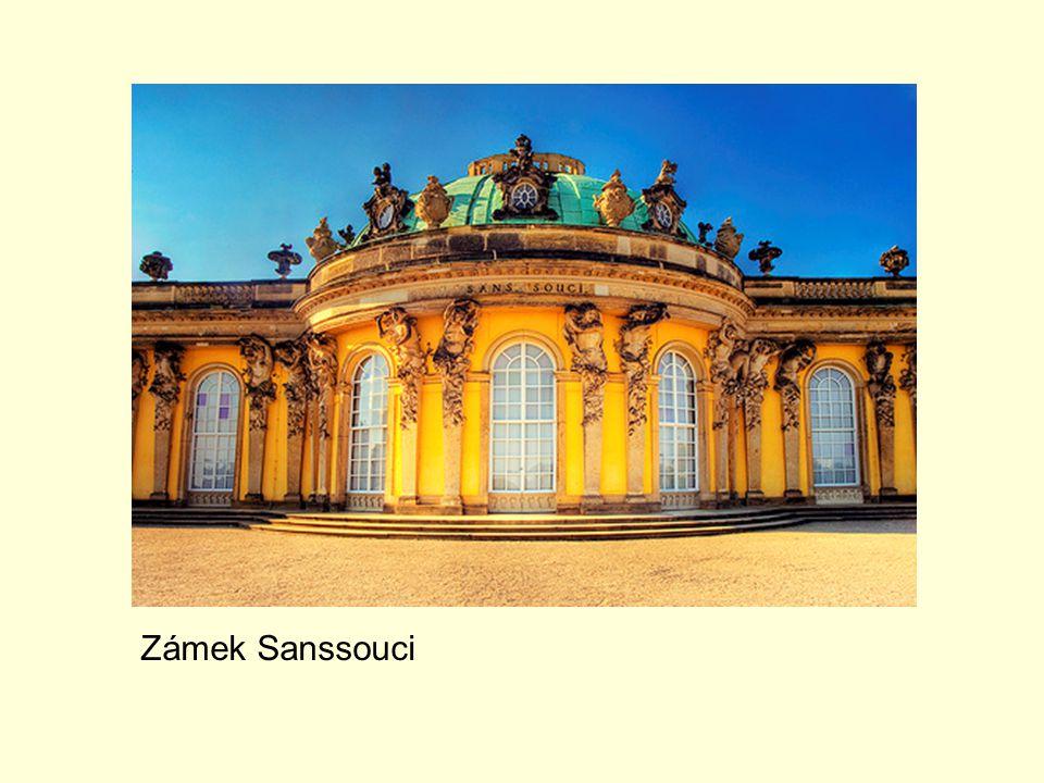 Zámek Sanssouci