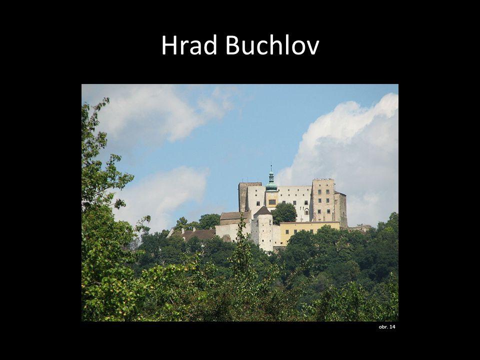 Hrad Buchlov obr. 14