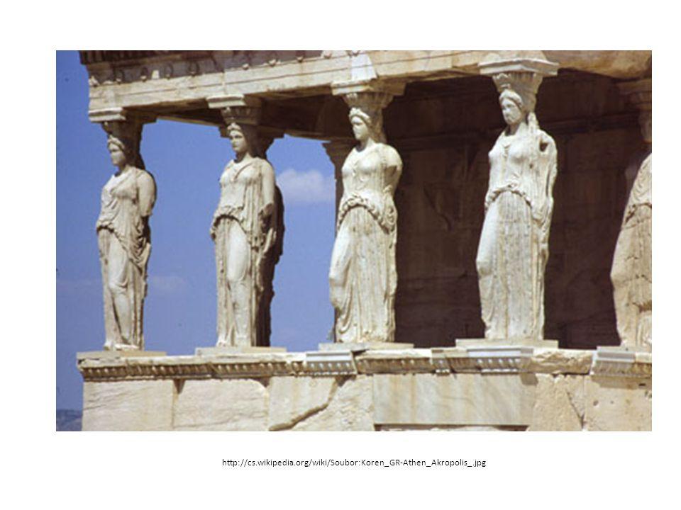 http://cs.wikipedia.org/wiki/Soubor:Koren_GR-Athen_Akropolis_.jpg
