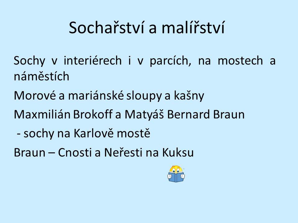 Karel Škréta Petr Brandl Václav Hollar