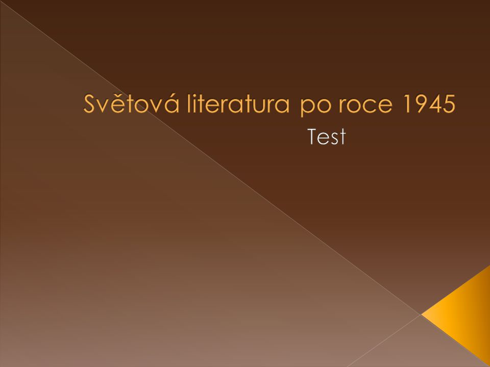 1.Román V. Nabokova vyvolal po vydání vlnu nevole a dílo bylo označeno za pornografii.