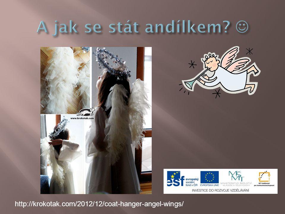http://krokotak.com/2012/12/coat-hanger-angel-wings/