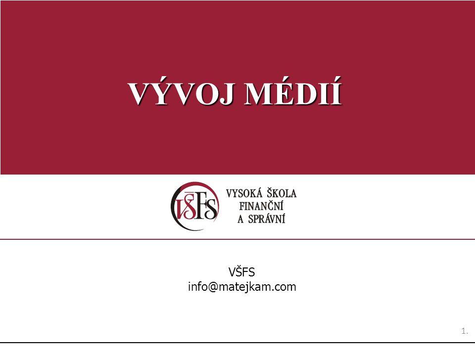 PaedDr.Emil Hanousek,CSc., 14002@mail.vsfs.cz :: 10.přednáška 1 Nové formy komunikace.
