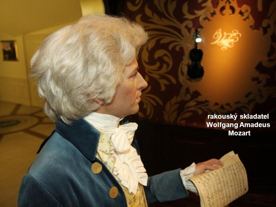 rakouský skladatel Joseph Haydn