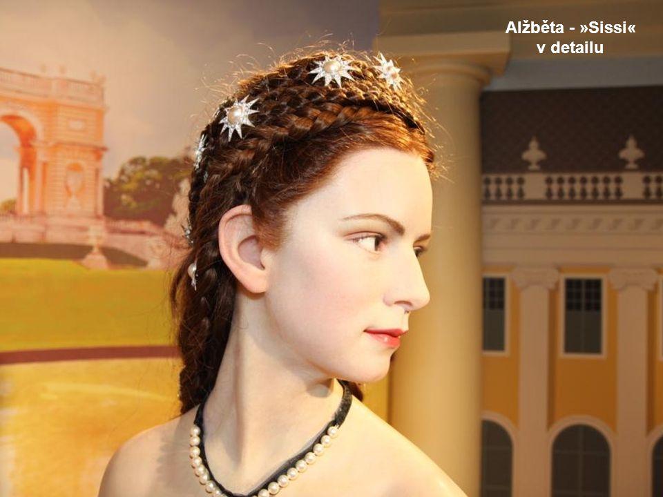Alžběta - »Sissi« v detailu