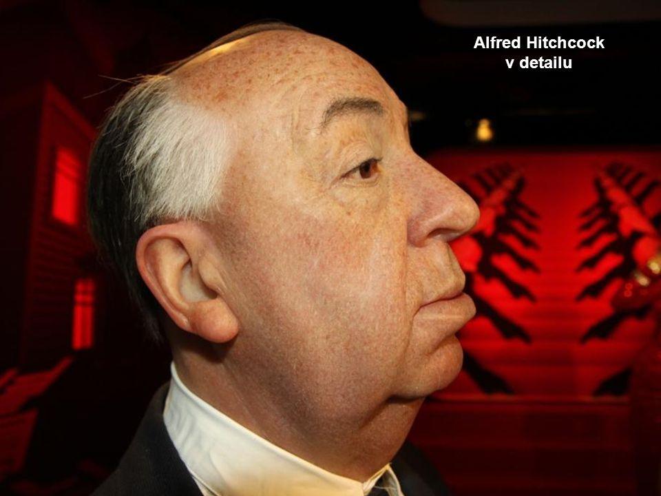 britsko-americký režisér Alfred Hitchcock