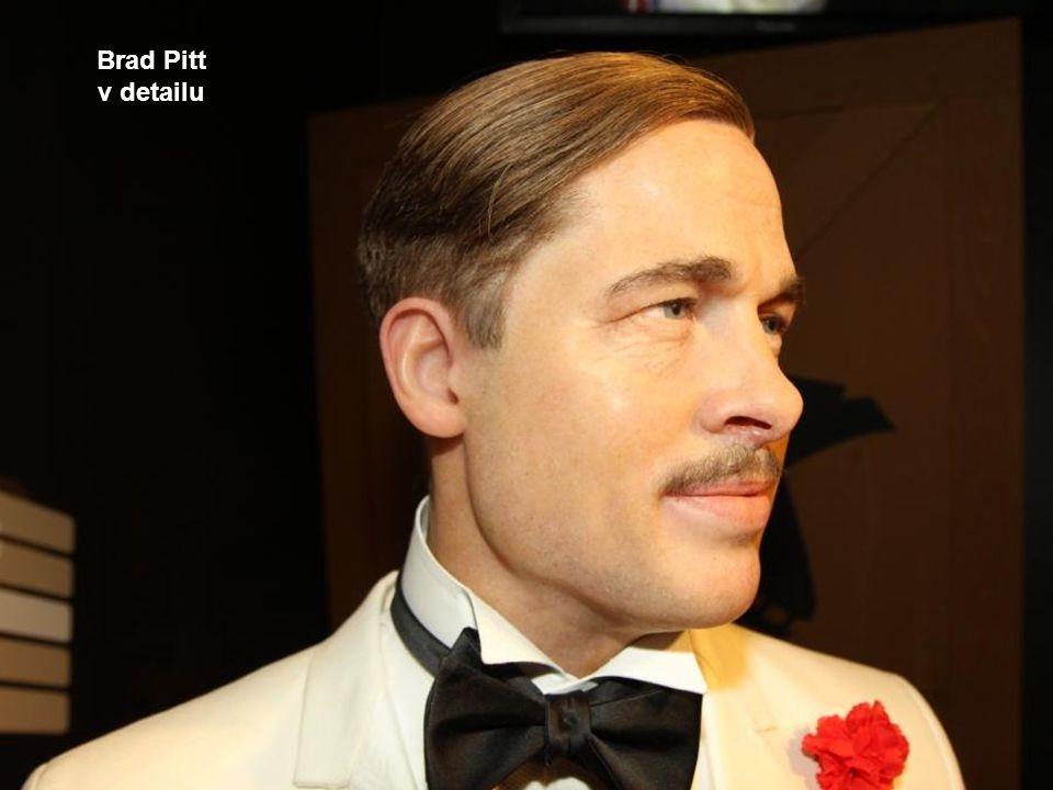americký herec Brad Pitt