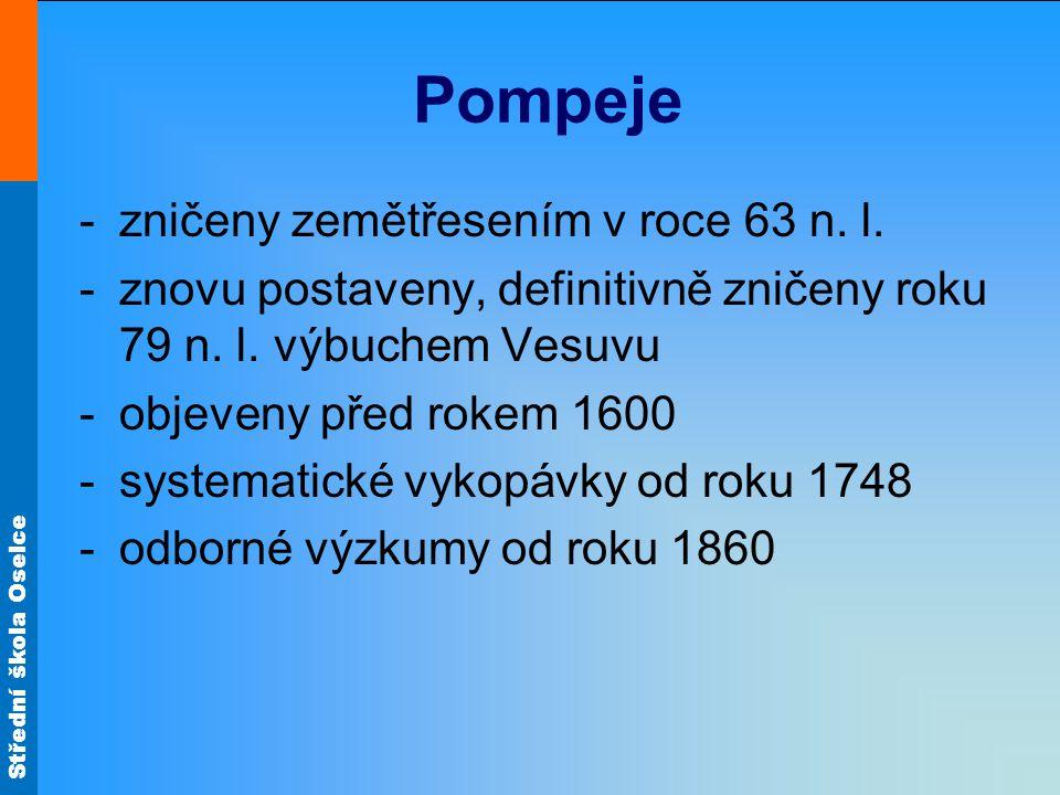 Střední škola Oselce Obr. 12 – bitva u Issu, detail mozaiky, Alexander Veliký