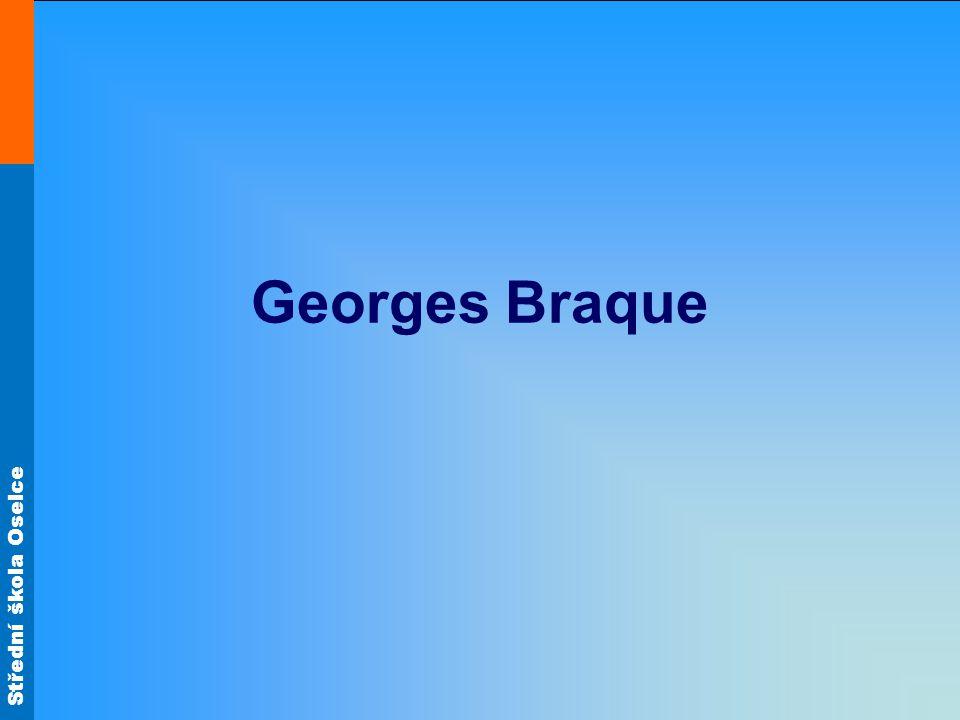 Střední škola Oselce Georges Braque