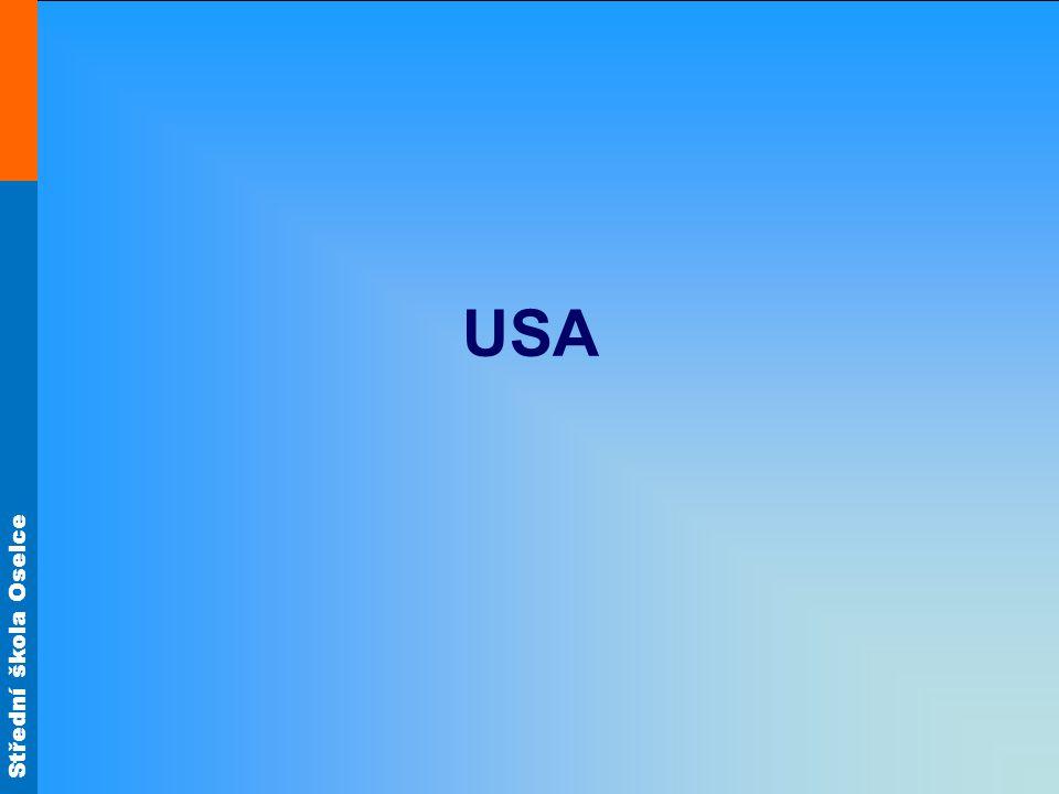 Střední škola Oselce USA