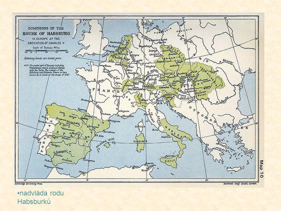 Zápis: Habsburská monarchie v 17.a 18.