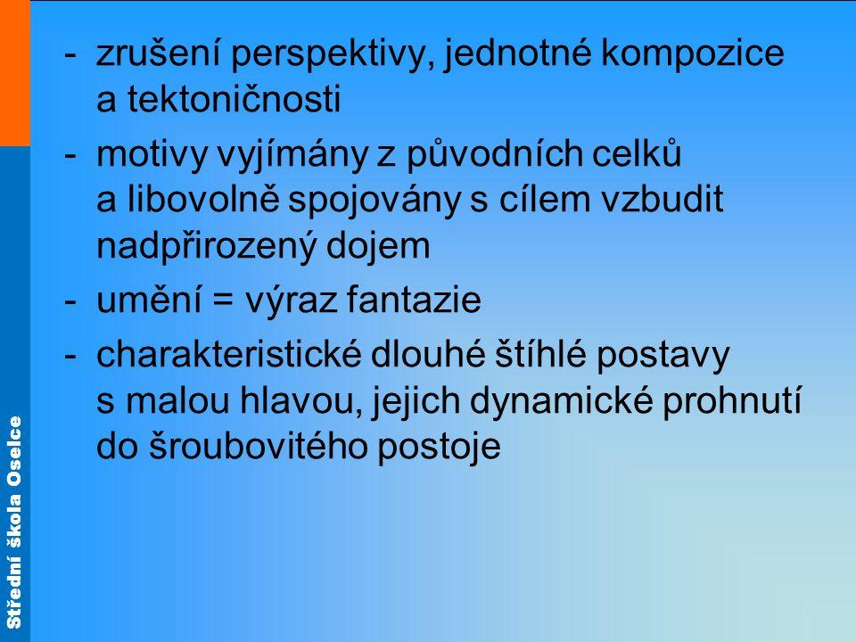 Střední škola Oselce Obr. 24 – Poslední soud