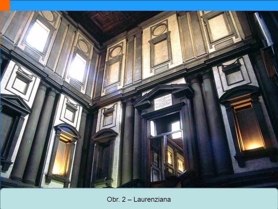 Střední škola Oselce Obr. 2 – Laurenziana