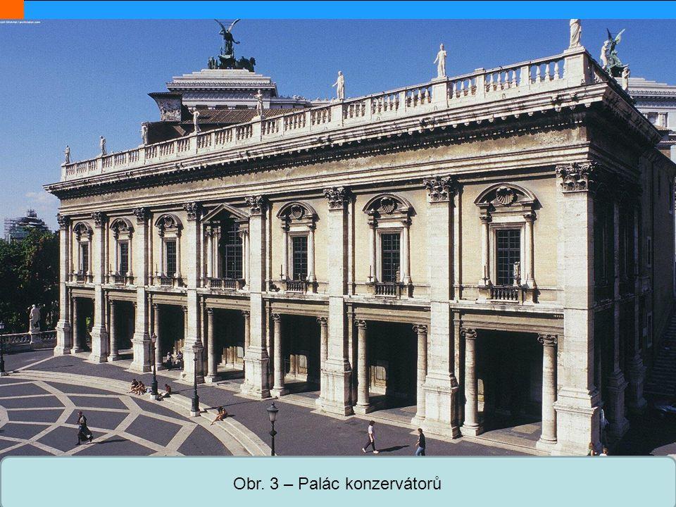 Střední škola Oselce Obr. 3 – Palác konzervátorů