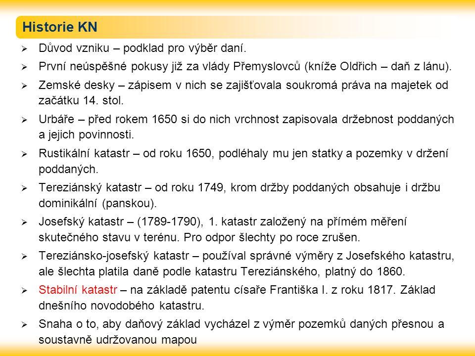 Složky zeměměřické služby v ČR  VÚGTK – hlavním úkolem je výzkum v oboru, správa odvětvového informačního střediska.