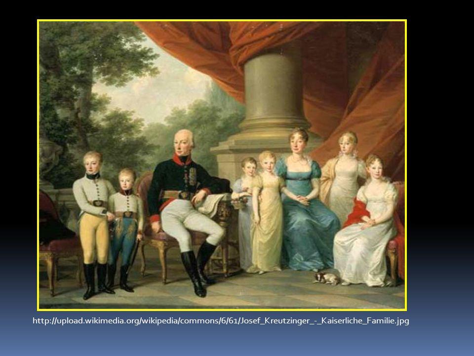 Napoleon a Metternich - dva nejvlivnější muži 1810 se dcera Františka I.